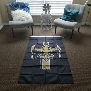 Other - New Orleans Saints Banner New 3x5 Ft F12